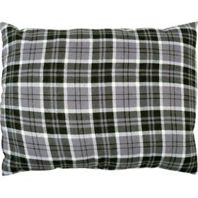 Basic Nature Comfort Travel Pillow, gris/verde